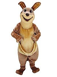 Känguruh Maskottchen