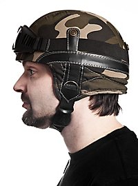 Kamikaze Crazy Helmet camouflage