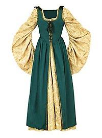 Kammermädchen Oberkleid grün