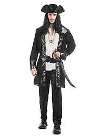 Kapitän Blackbeard Kostüm