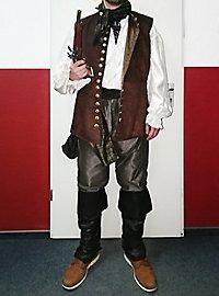 Karibischer Pirat Kostüm