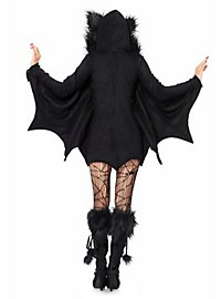 Freche Fledermaus Hoodie Dress