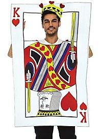 Kartenkönig Kostüm