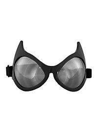 Katzenaugen Brille