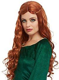 Keltische Prinzessin Perücke