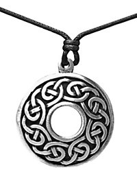 Keltischer Kreis Kette