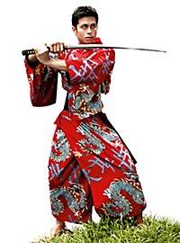 Kimono rot
