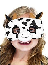 Kinder Kuschelmaske Kuh