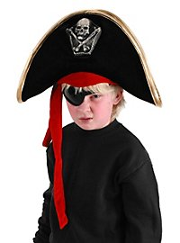 Kinder Piratenhut
