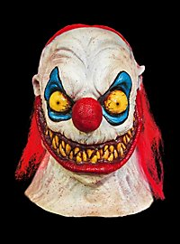 Kinderfresser Horrorclown Maske aus Latex