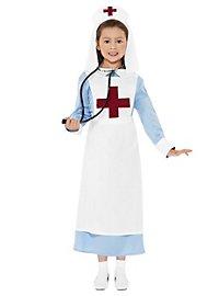Kinderkrankenschwester Kinderkostüm