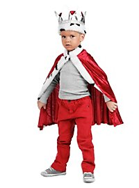 King Costume Kit for Kids