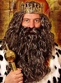 King full beard with wig