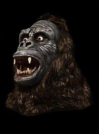 King Kong Maske aus Latex
