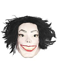 King of Pop Latex Full Mask