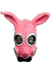 Kinky Bunny Gasmaske