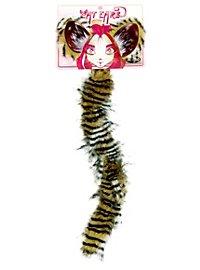 Kit d'accessoires de chat tigré