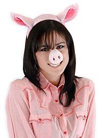 Kit d'accessoires de cochon