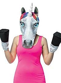 Kit d'accessoires de licorne réaliste