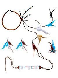 Kit d'accessoires d'Indienne