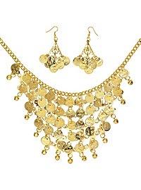 Kit de bijoux Arabie
