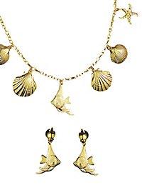 Kit de bijoux sirène
