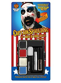 Kit maquillage capitaine Spaulding La Maison des mille morts