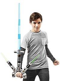 Kit sabre laser FX de maître Jedi Star Wars Bladebuilders