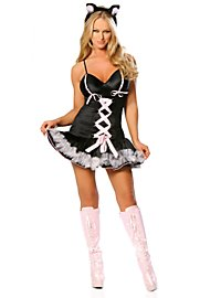 Mail delivery girl maskworld kitty cat costume sciox Choice Image