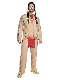 Klassischer Indianer Kostüm