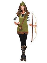 Klassisches Robin Hood Kostüm