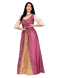 Kleid Herzogin violett