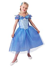 Kleine Cinderella Kinderkostüm