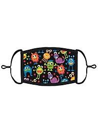 Kleine Monster Mund-Nasen-Maske für Kinder