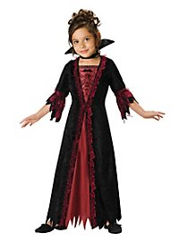 Kleine Vampirdame Kostüm