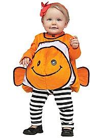 Kleiner Clownfisch Babykostüm