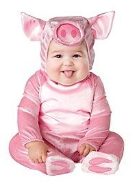 Kleines Schweinchen Babykostüm