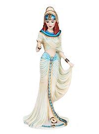 Kleopatra Porzellanfigur