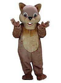 Klettermax das Eichhörnchen Maskottchen