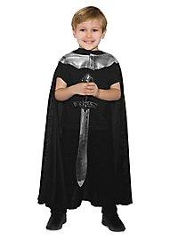 Knight cape for children