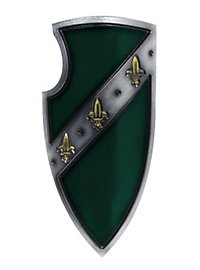 Knight of the Empire Shield green Foam Weapon