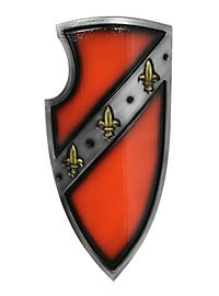 Knight of the Empire Shield red Foam Weapon