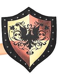 Knight shield purse