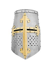 Knightly Great Helmet