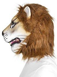 König der Löwen Maske aus Latex