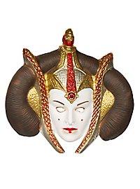 Königin Amidala Kindermaske aus Kunststoff