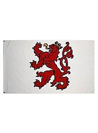 Flagge Königlicher Löwe