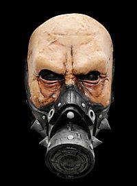 Kontaminierter Maske aus Latex