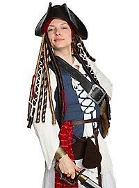 Kopftuch mit Piraten Dreads