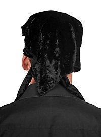 Kopftuch Pirat schwarz